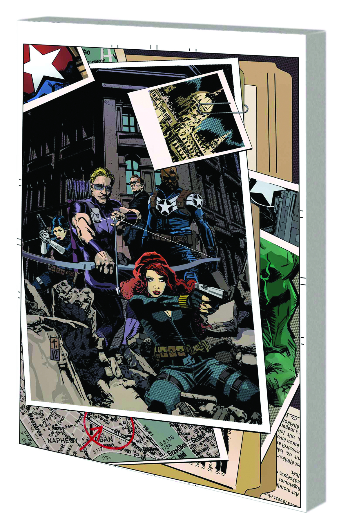 SECRET AVENGERS TP VOL 01 REVERIE NOW