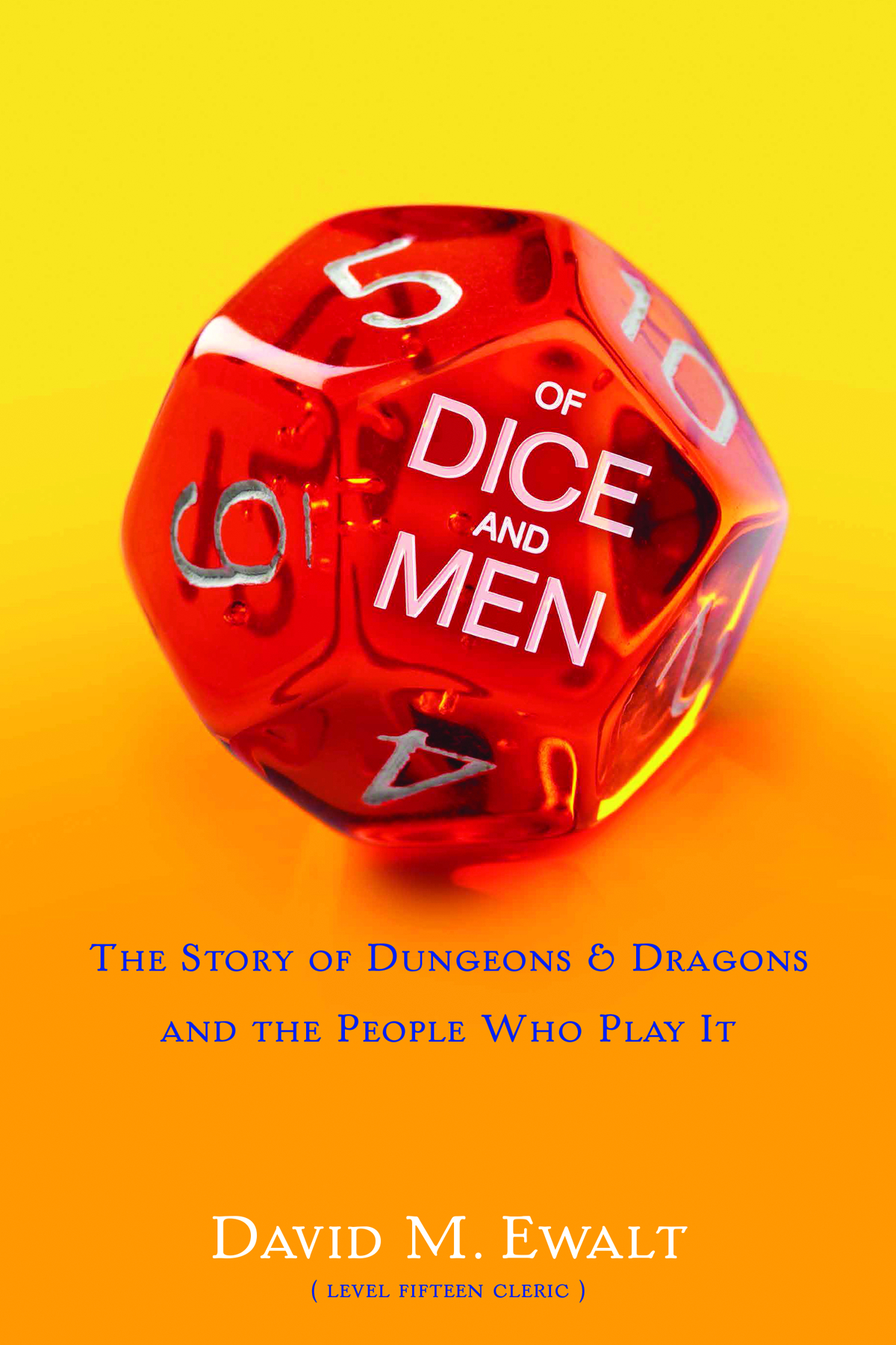 OF DICE AND MEN HC