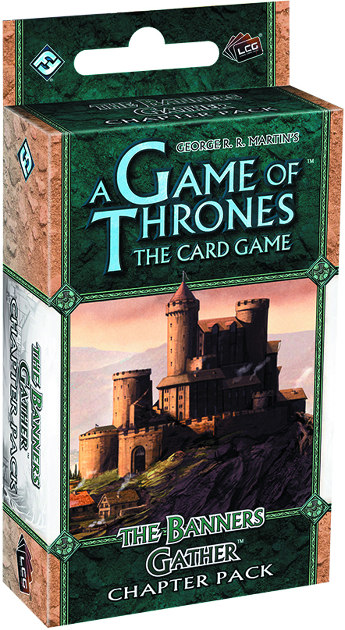 GAME THRONES LCG THE BANNERS GATHER CHAPTER PACK