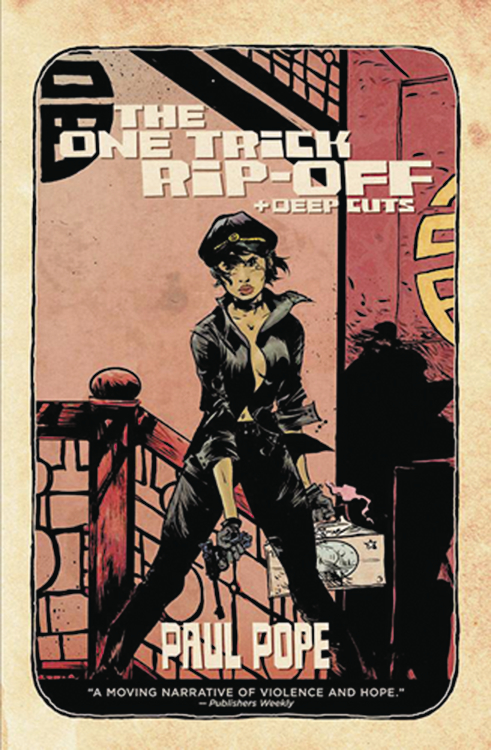 ONE TRICK RIP OFF DEEP CUTS TP (JUN130487)