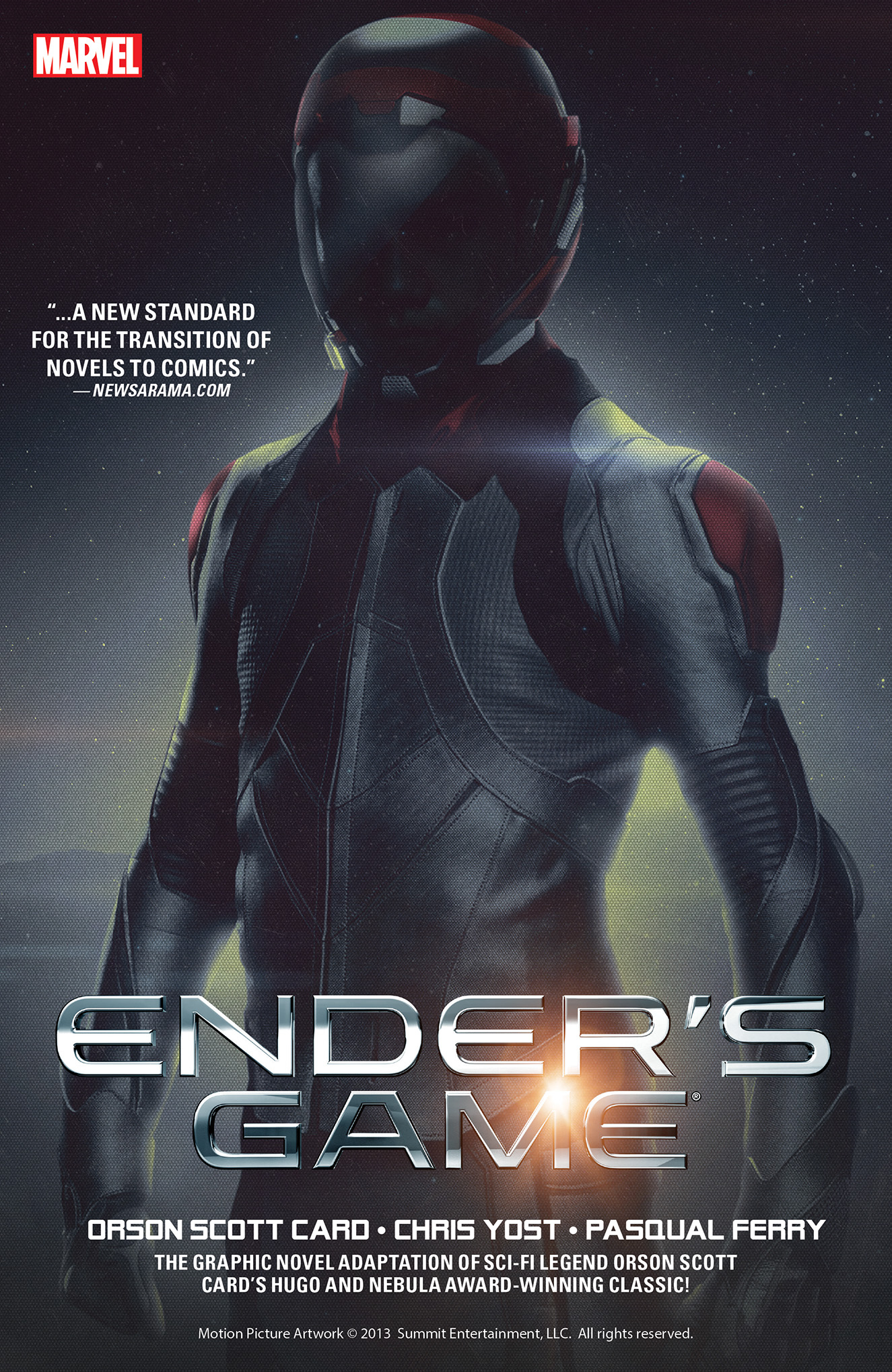ENDERS GAME GRAPHIC NOVEL TP