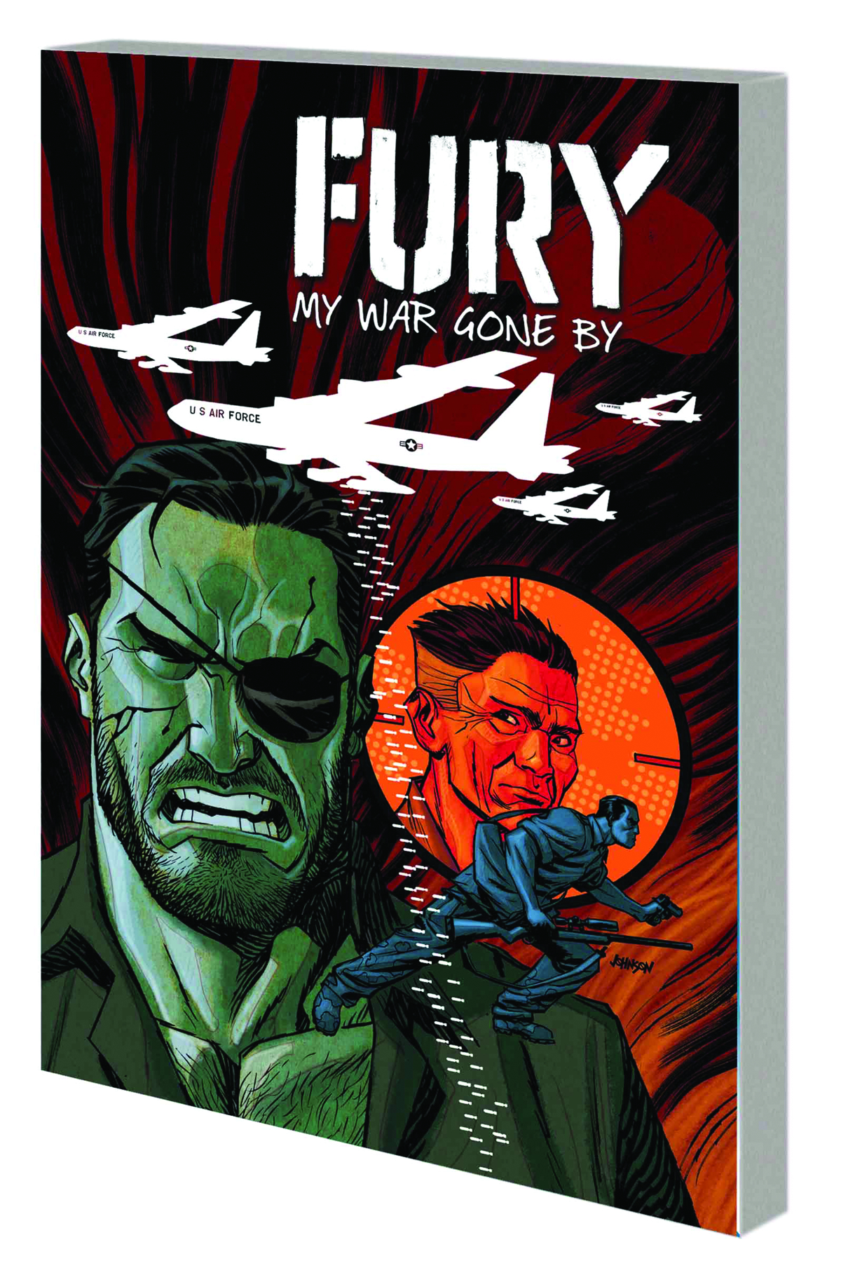 FURY MAX TP VOL 02 MY WAR GONE BY