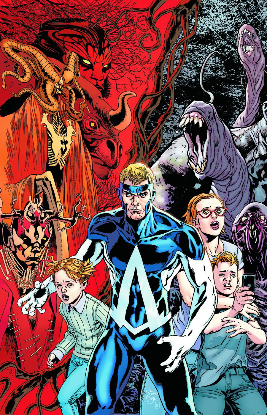 ANIMAL MAN TP VOL 03 ROTWORLD THE RED KINGDOM