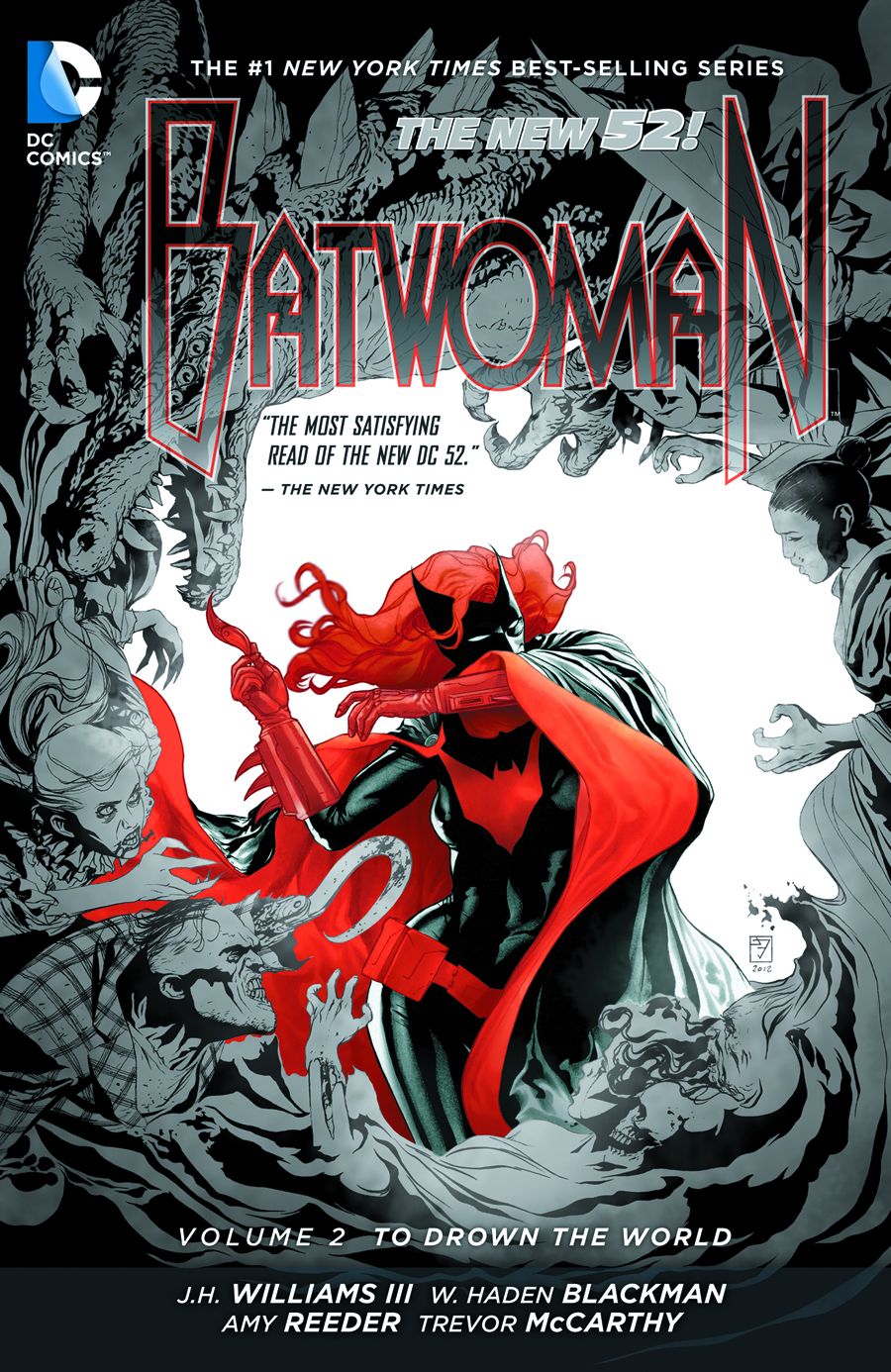 BATWOMAN TP VOL 02 TO DROWN THE WORLD