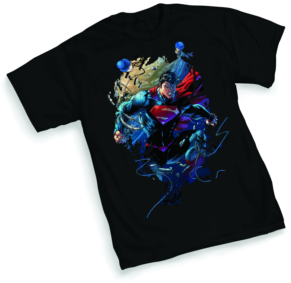 SUPERMAN UNCHAINED T/S XL