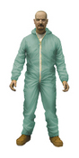 BREAKING BAD WALTER WHITE PX BLUE HAZMAT 6-IN AF