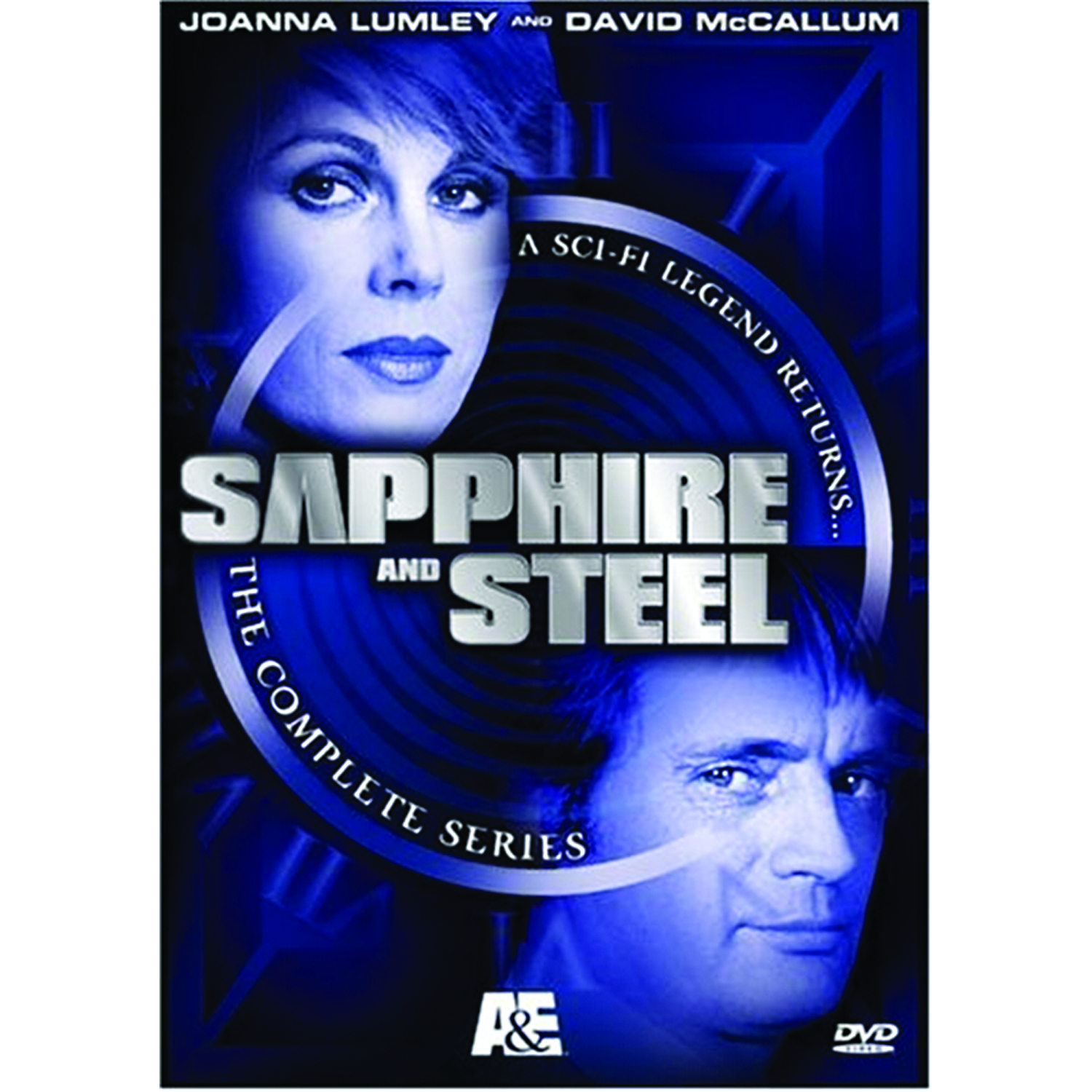 SAPPHIRE AND STEEL COMP SER DVD