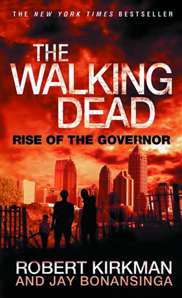 WALKING DEAD MMPB VOL 01 RISE OF GOVERNOR