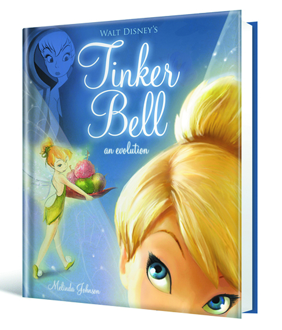 TINKER BELL EVOLUTION HC