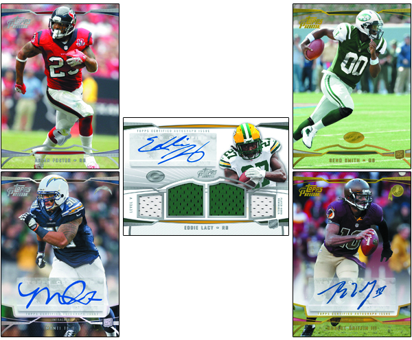 TOPPS 2013 PRIME FOOTBALL T/C BOX