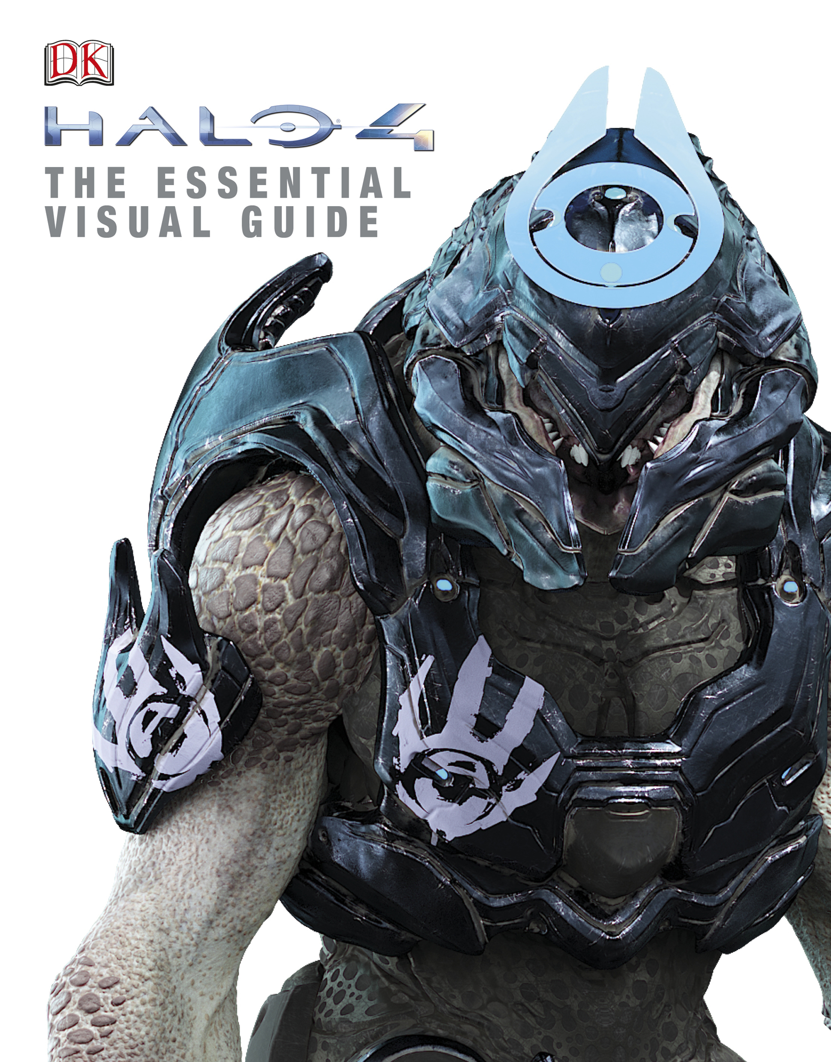 HALO 4 ESSENTIAL VISUAL GUIDE HC