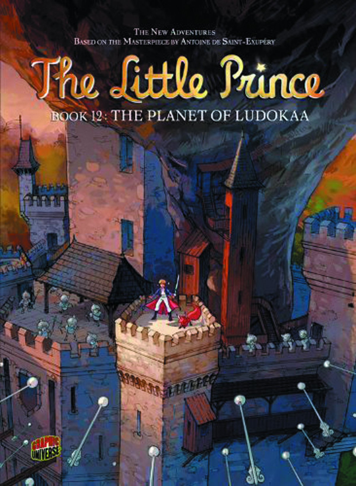 LITTLE PRINCE GN VOL 12 PLANET OF LUDOKAA