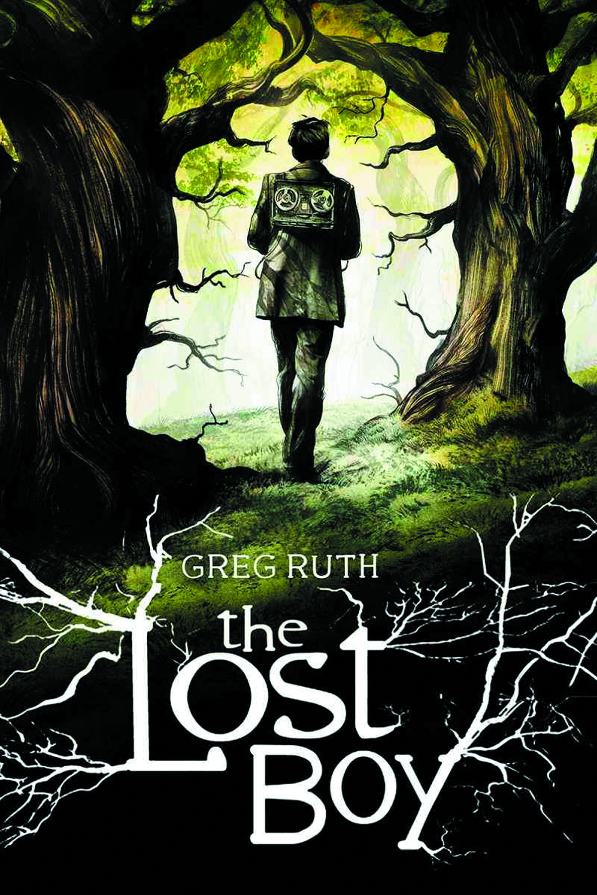 LOST BOY HC GN