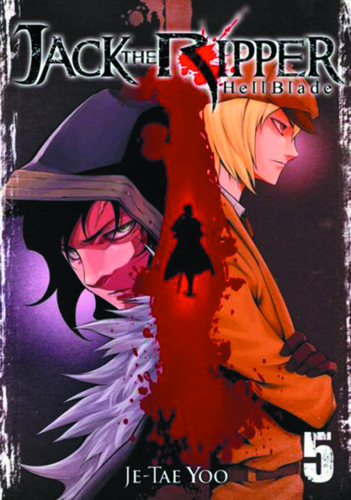 JACK THE RIPPER HELL BLADE GN VOL 05
