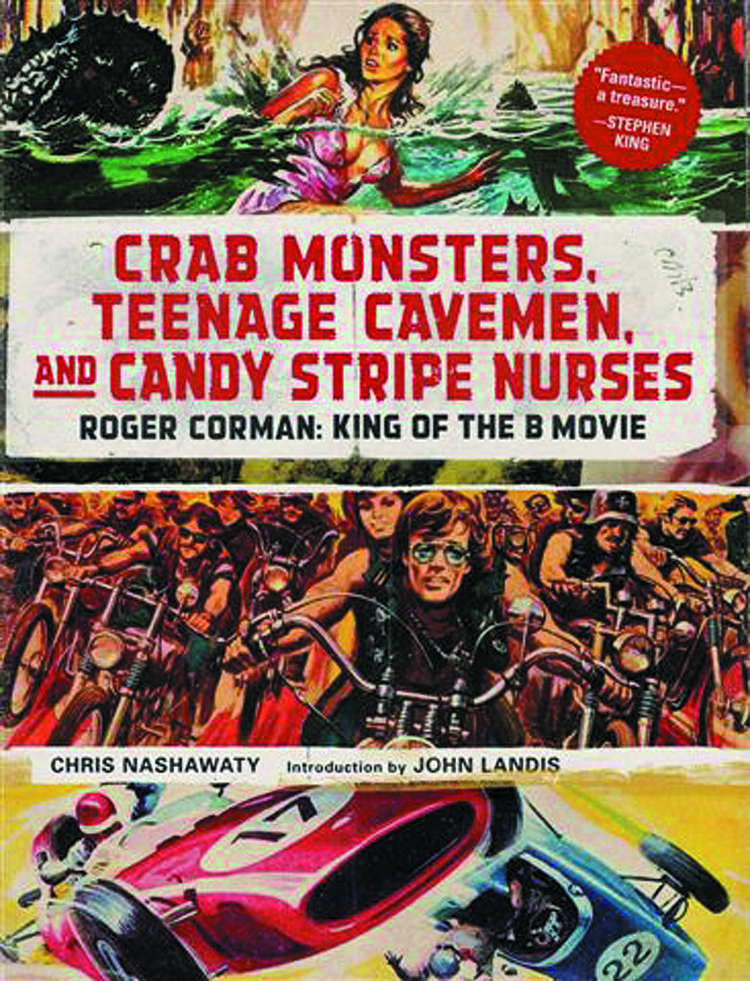 CRAB MONSTERS ROGER CORMAN KING OF B MOVIE HC