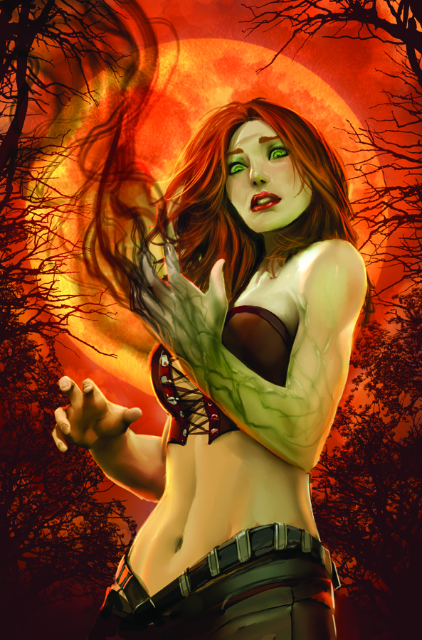GFT GIANT SIZE 2013 (UNLEASHED PT6) C CVR SEJIC