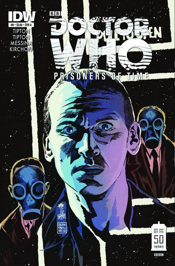 DOCTOR WHO PRISONERS OF TIME #9