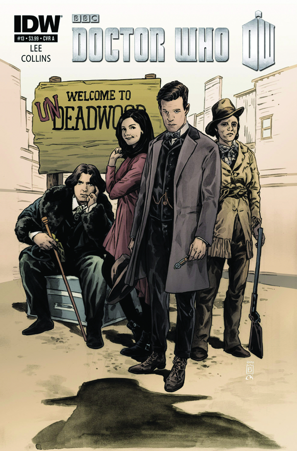 DOCTOR WHO VOL 3 #13