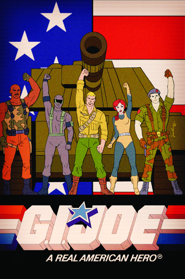 GI JOE A REAL AMERICAN HERO #194
