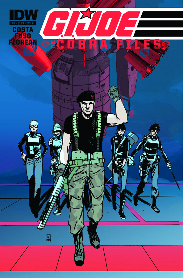 GI JOE COBRA FILES #6