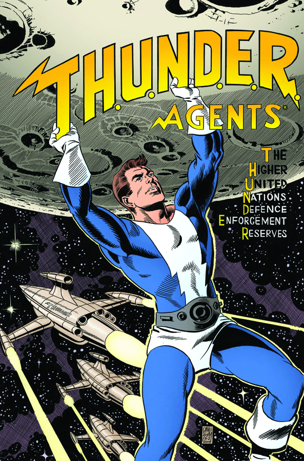 THUNDER AGENTS #2 SUBSCRIPTION VAR