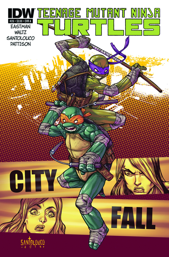 TMNT ONGOING #26