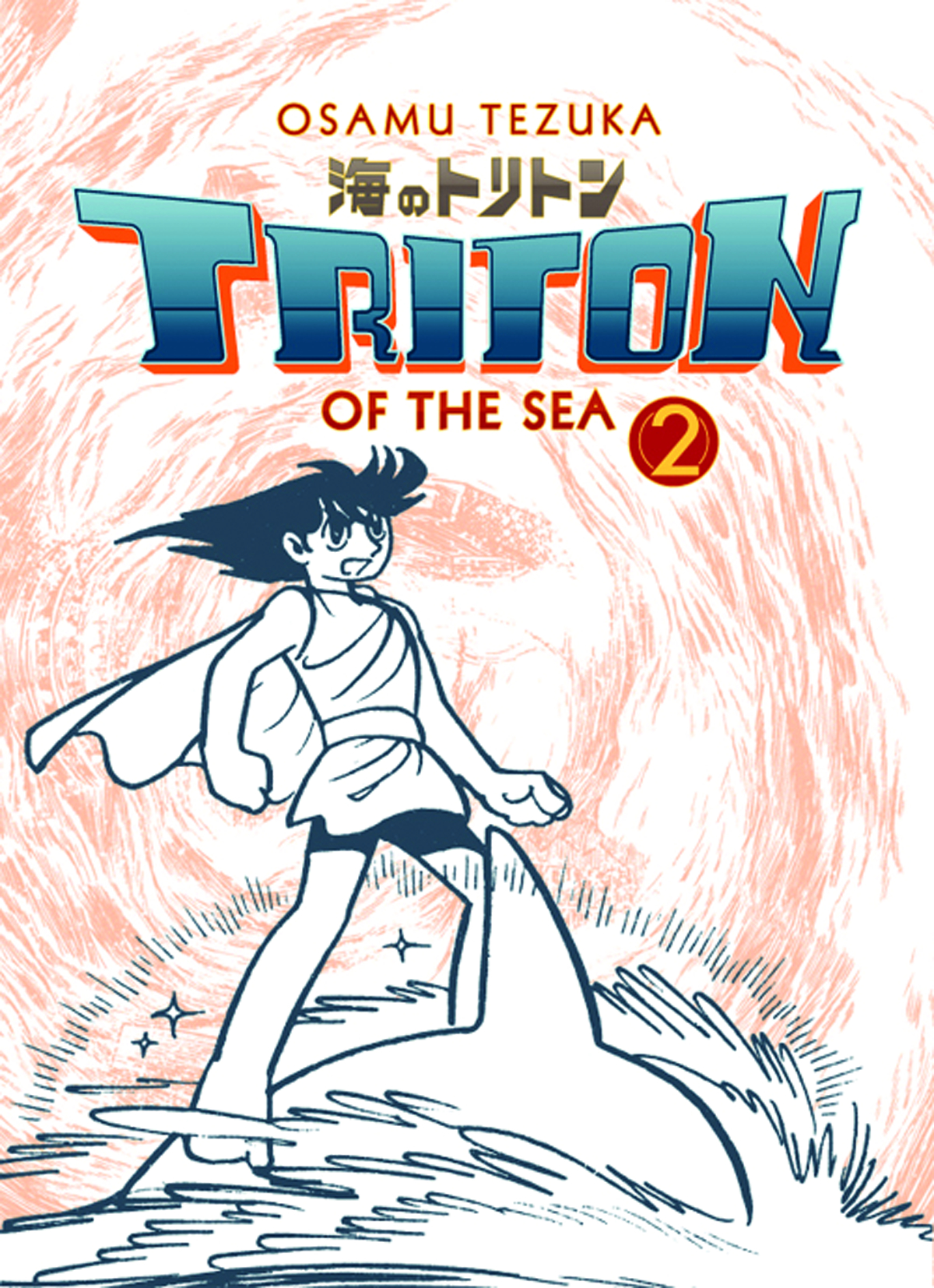 TRITON OF THE SEA GN VOL 02