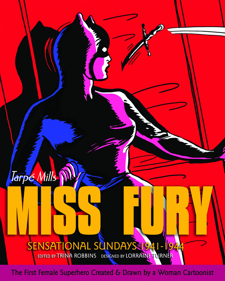 MISS FURY HC SENSATIONAL SUNDAYS 1941-1944