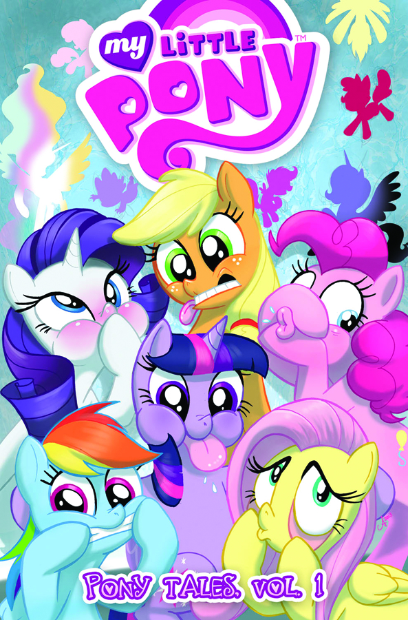 MY LITTLE PONY TALES TP VOL 01
