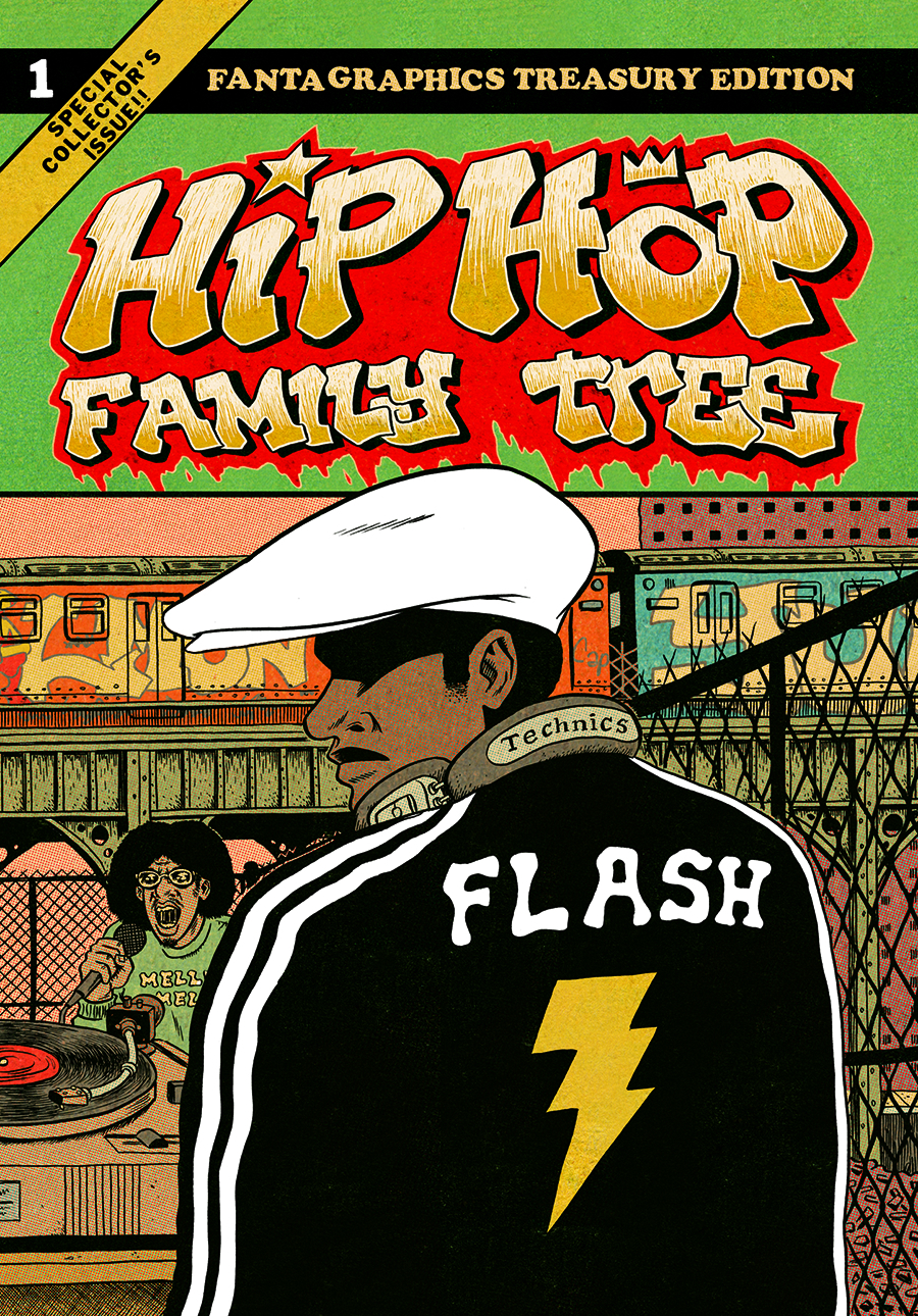 (USE MAY141408) HIP HOP FAMILY TREE GN VOL 01