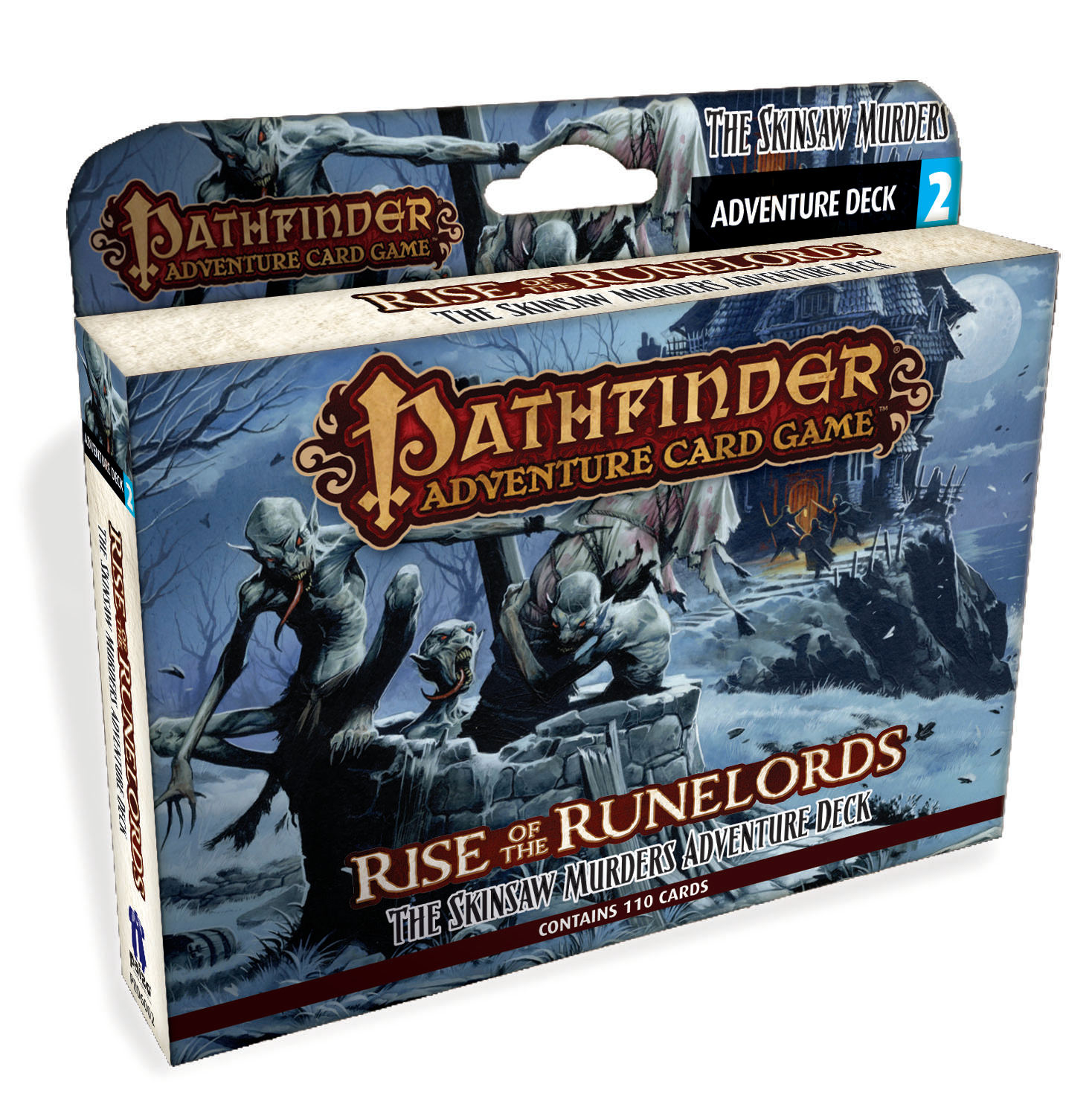 PATHFINDER ADV CARD GAME RISE OF RUNELORDS 2 SKINSAW MURDERS