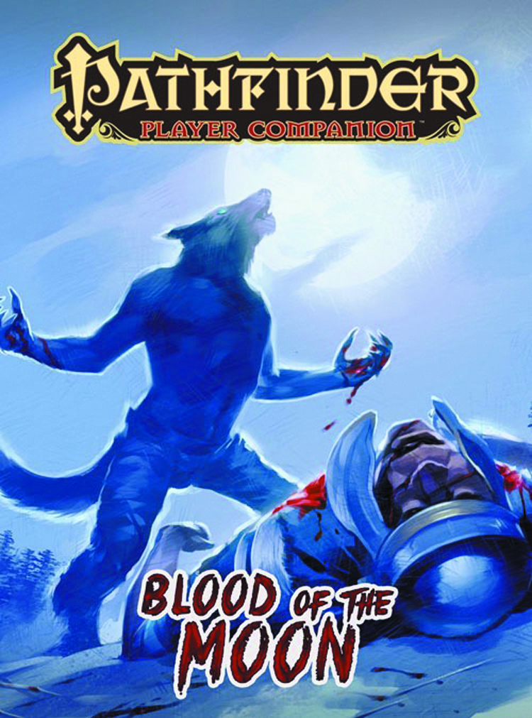 PATHFINDER PLAYER COMPANION BLOOD OF THE MOON