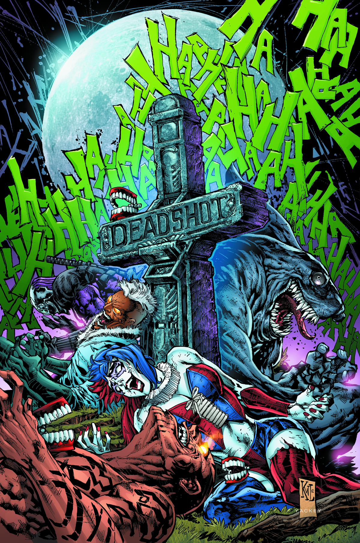 SUICIDE SQUAD TP VOL 03 DEATH IS FOR SUCKERS