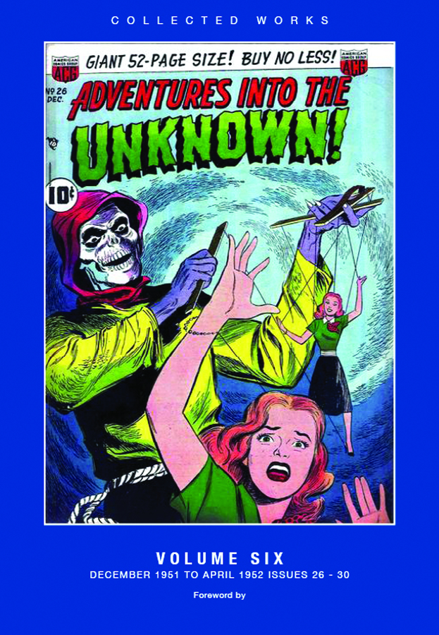 ACG COLL WORKS ADV INTO UNKNOWN HC VOL 06