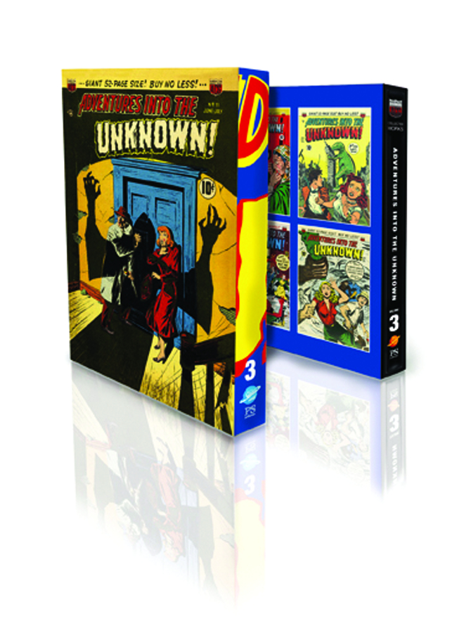 ACG COLL WORKS ADV INTO UNKNOWN SLIPCASE ED VOL 03