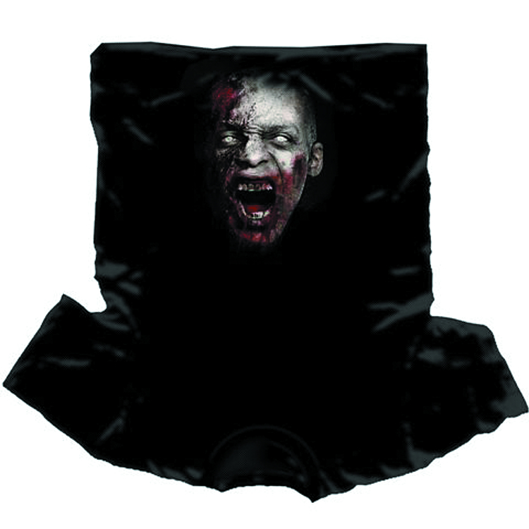 WALKING DEAD BEWARE I BITE COSTUME T/S XXL