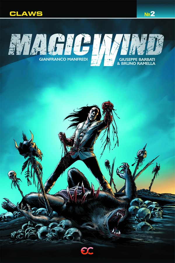 MAGIC WIND GN VOL 02