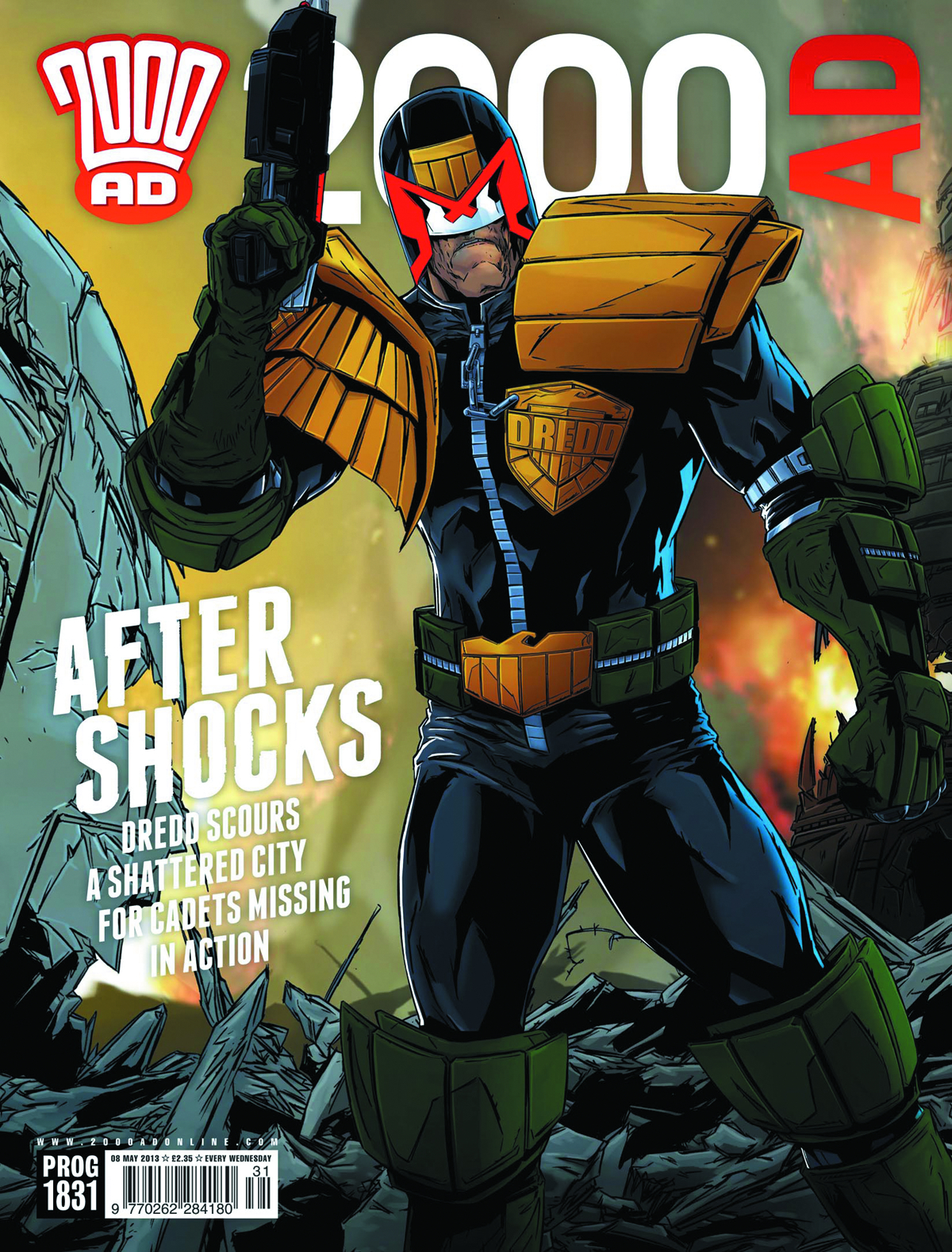 2000 AD PACK SEP 2013