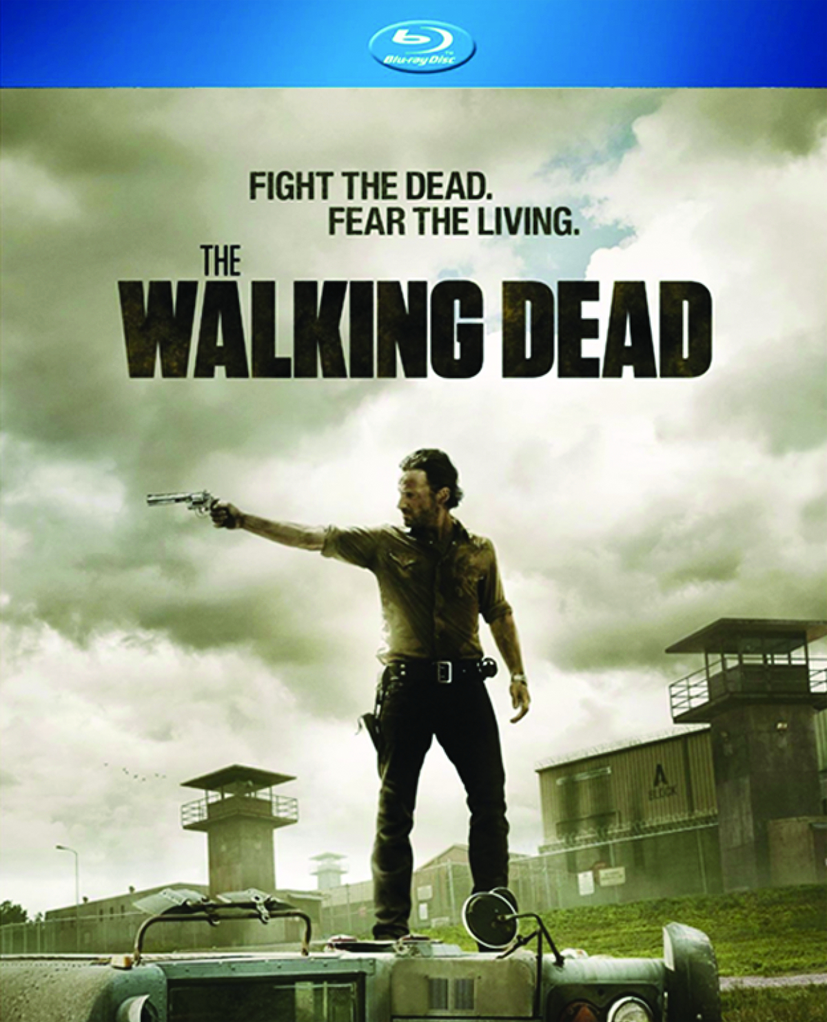 WALKING DEAD BD SEA 03
