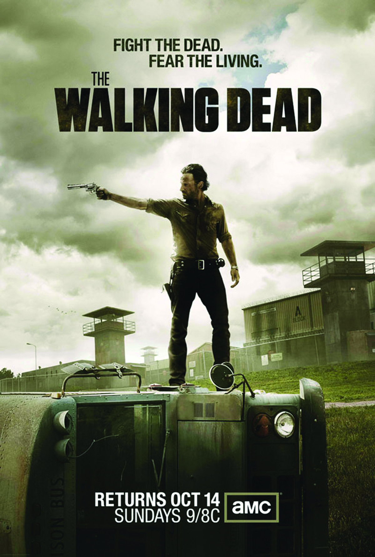 WALKING DEAD DVD SEA 03
