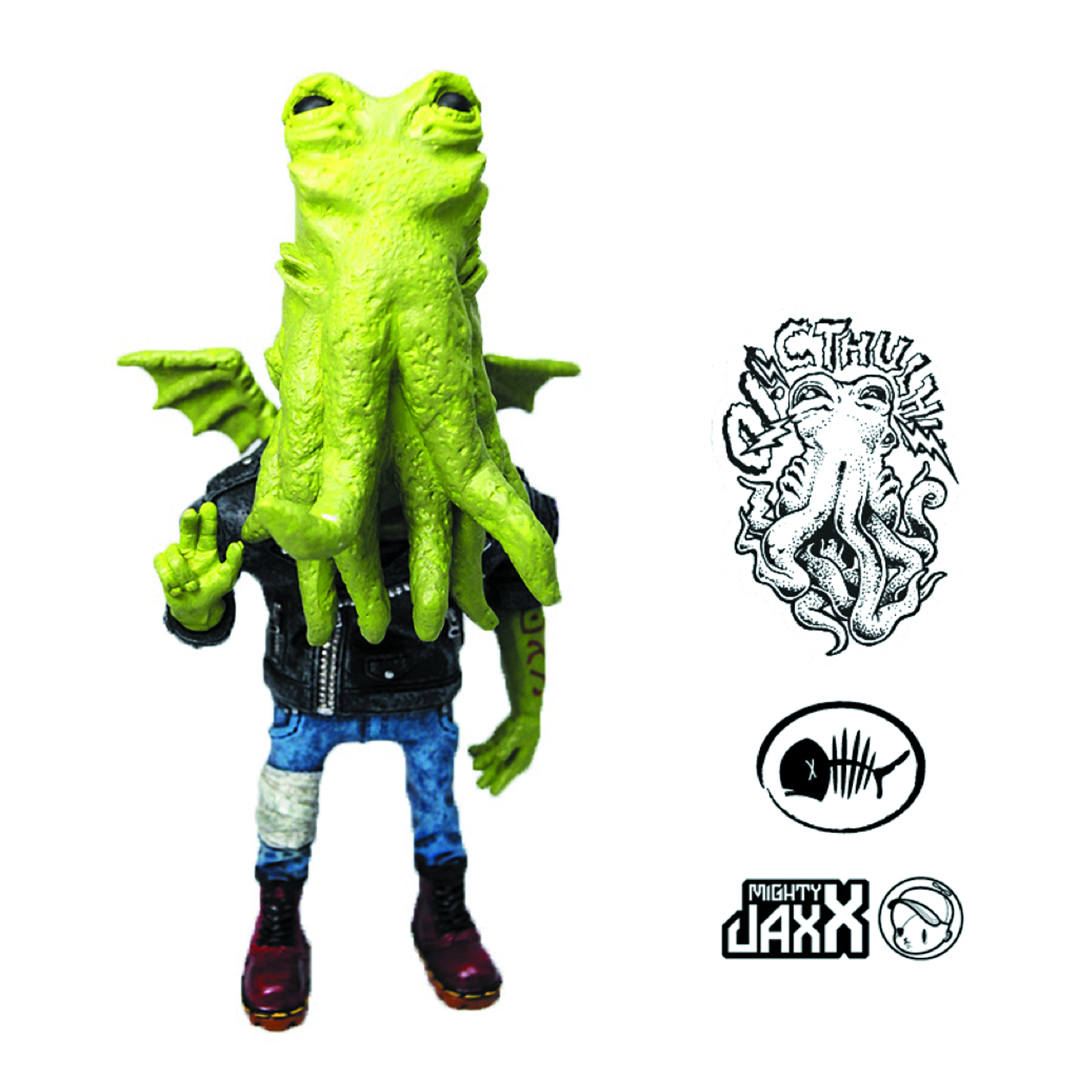 OI CTHULHU RESIN FIG