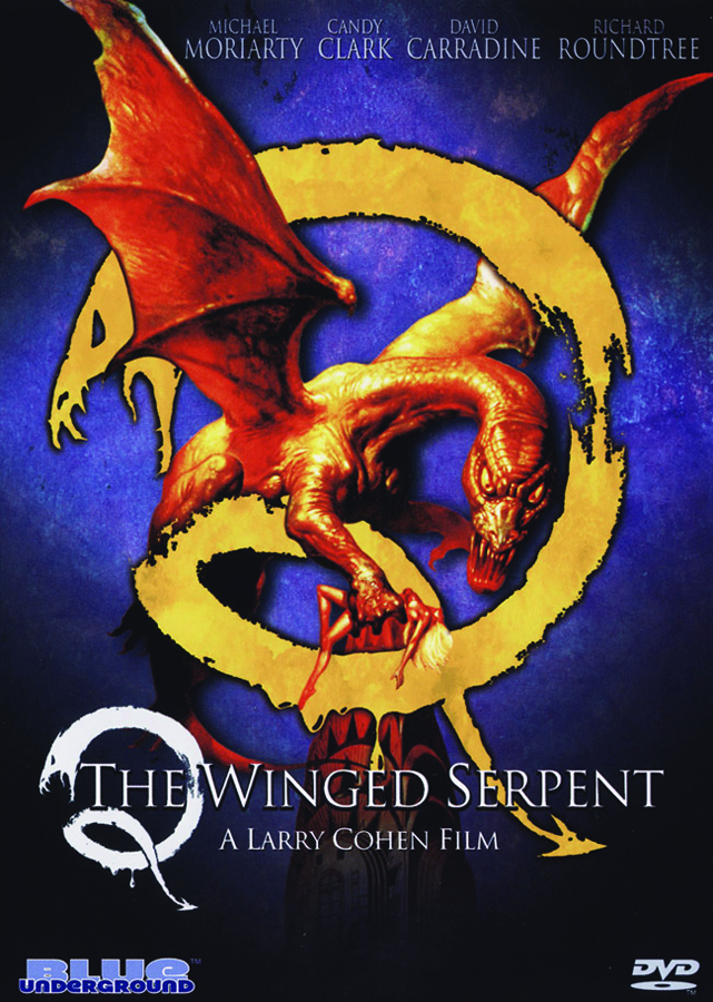Q THE WINGED SERPENT BD