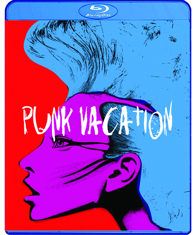 PUNK VACATION BD + DVD