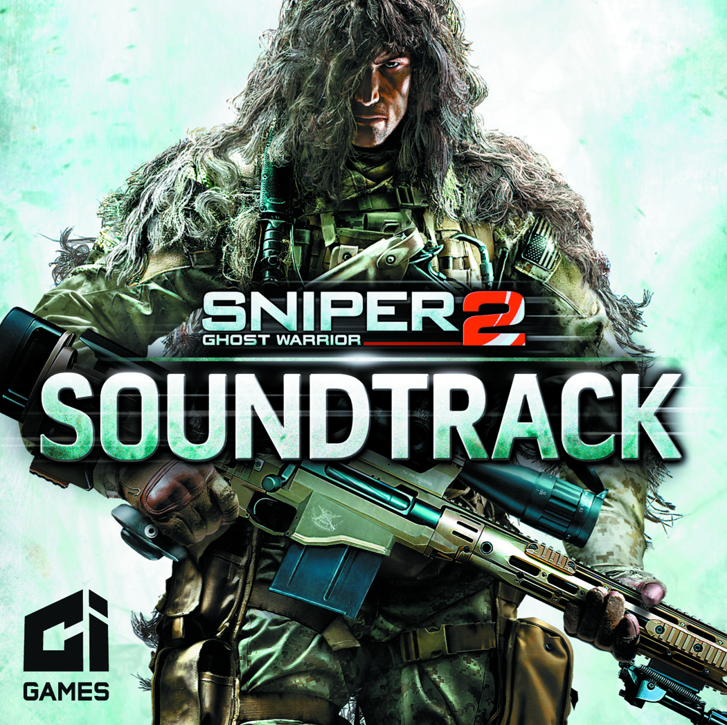 SNIPER GHOST WARRIOR 2 OST CD