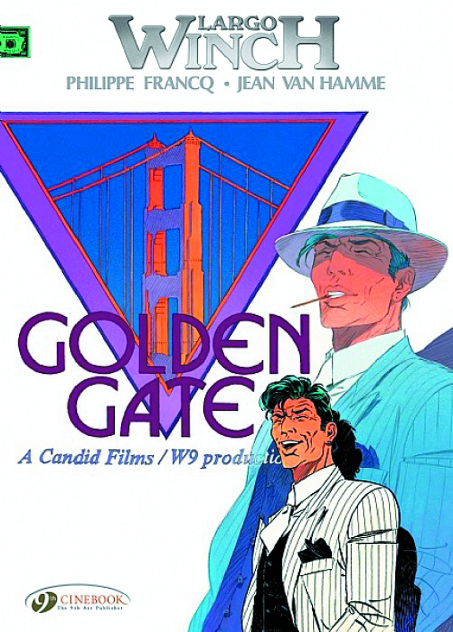 LARGO WINCH GN VOL 07 GOLDEN GATE