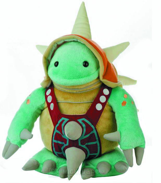 LEAGUE OF LEGENDS RAMMUS PLUSH WITH SOUND