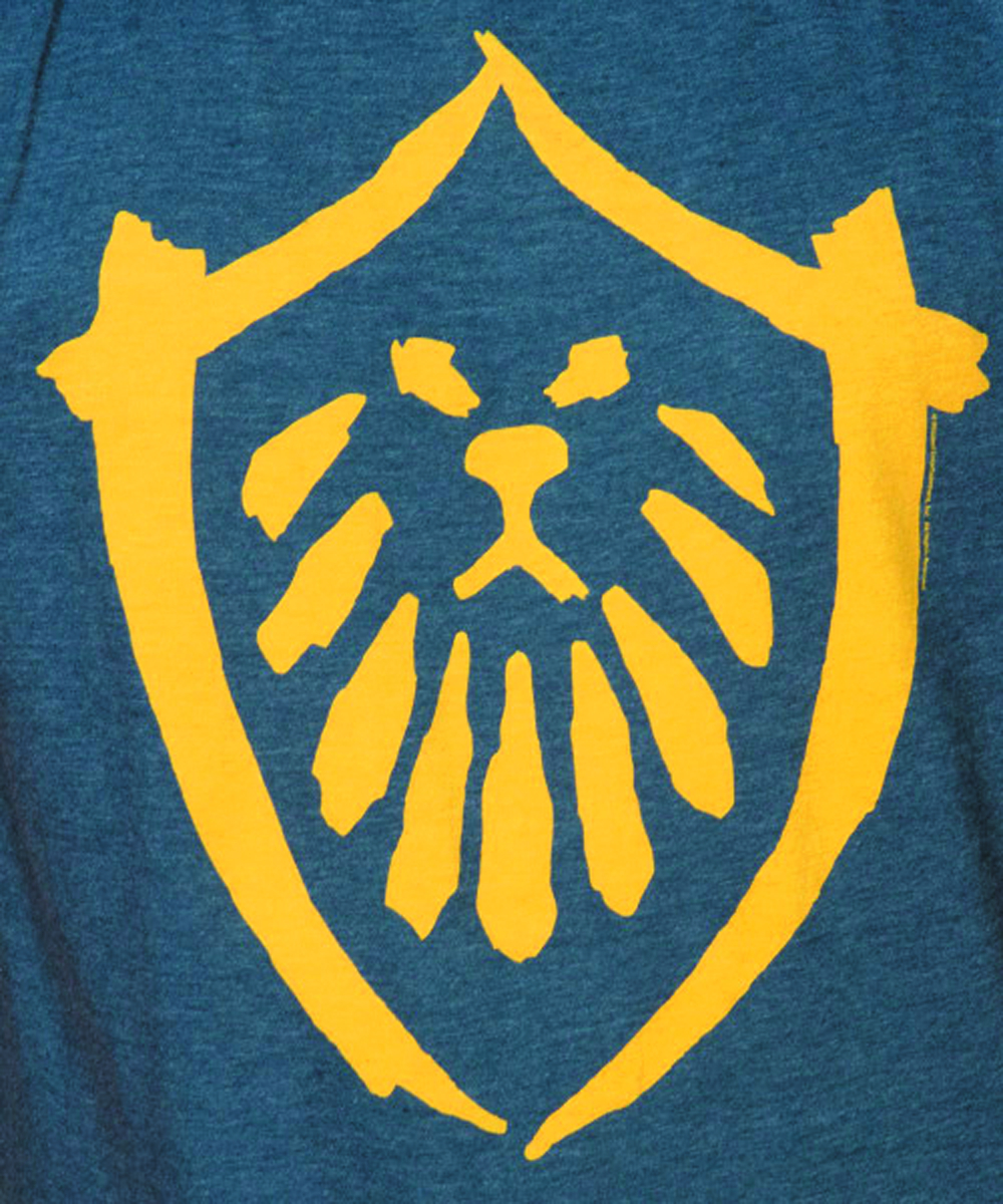 WARCRAFT ALLIANCE FACTION NAVY T/S LG