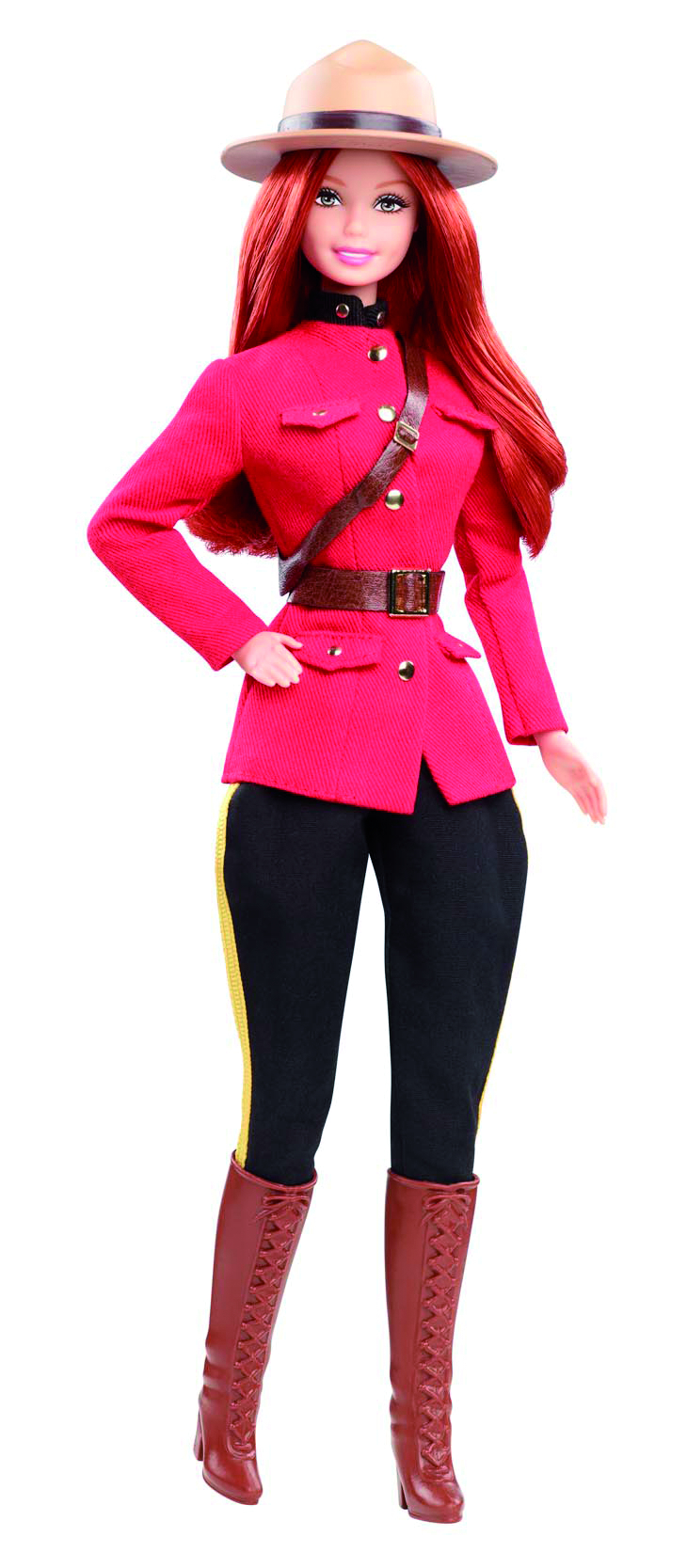 BARBIE DOLLS OF THE WORLD CANADA DOLL