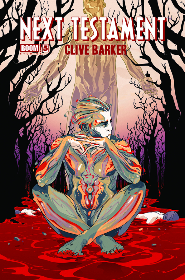 CLIVE BARKER NEXT TESTAMENT #5 (OF 12)