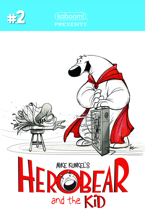 HEROBEAR & THE KID INHERITANCE #2